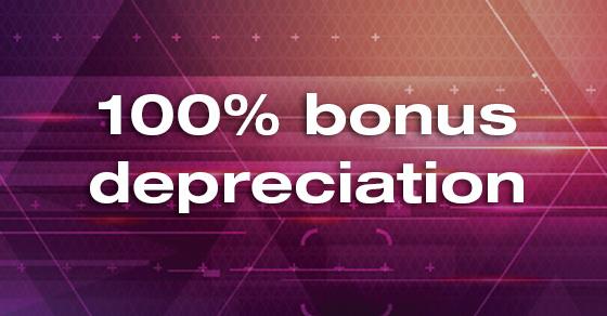 The Tcja Temporarily Expands Bonus Depreciation Cjg